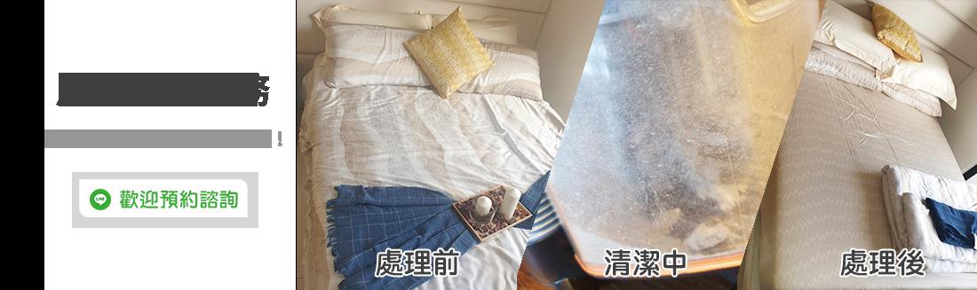 居家除蟎+高溫殺菌