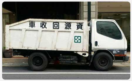 愛潔淨-廢棄物清運示意圖