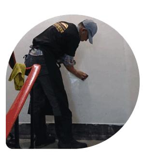 社區大樓-安全梯清潔