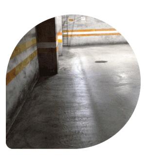 社區大樓-停車場清潔