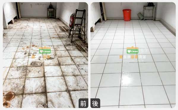社區大樓清潔成果2