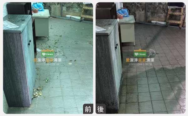 社區大樓清潔成果6