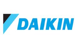 大金冷氣logo標示