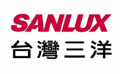 SANLUX logo標示
