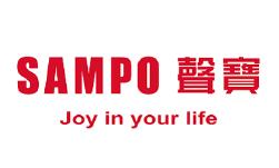 SAMPO logo標示