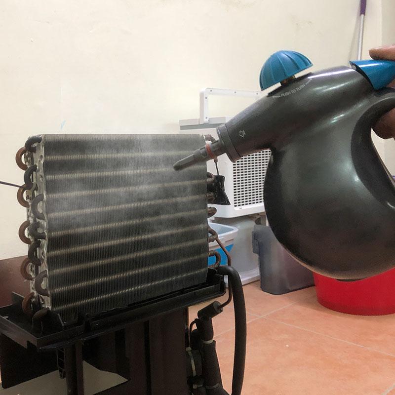 機身蒸發器清洗