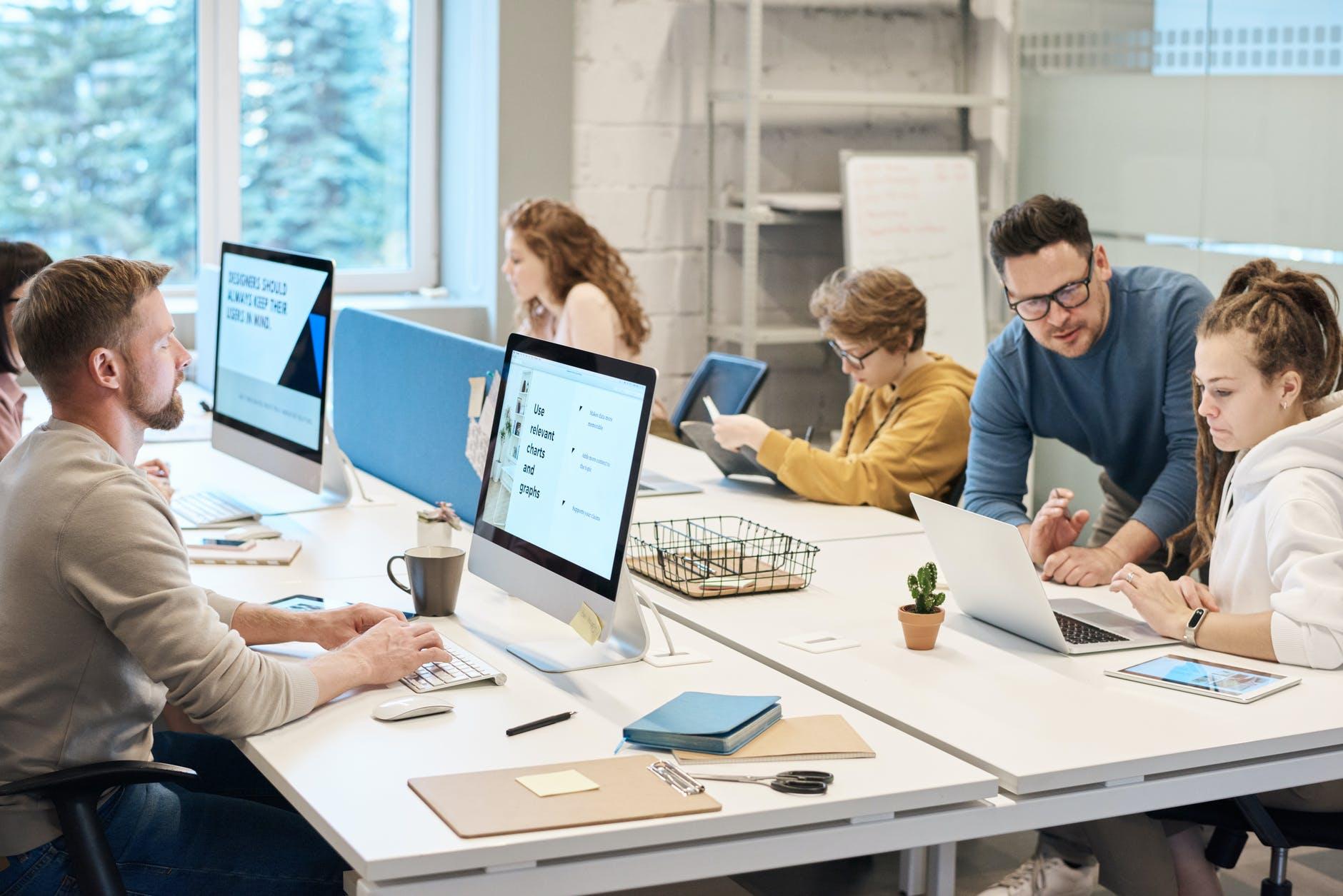 你的辦公區桌也定期清潔嗎